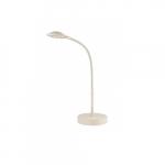 5W LED Gooseneck Desk Lamp, 300 lm, 4000K, White