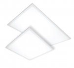 18W 1X1 LED Flat Panel, Dimmable, 4000K, White