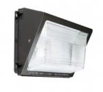 160W LED Semi-Cut Off Wall Pack, Bronze, 5000K