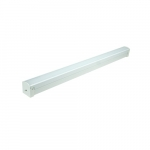 4 ft 38W LED Strip Light, Dimmable, 4565 lm, 4000K