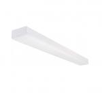 4-ft 38W LED Strip Light w/ Knockout, Wide, 4909 lm, 5000K, White