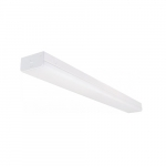 4 ft 40W LED Wide Strip Light w/ Backup, Dimmable, 4909 lm, 5000K