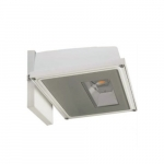 15W Area Light LED Wall Pack, White, 4000K