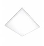 37W LED 2 x 2 Flat Panel Light Fixture, 3500K