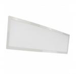 37W LED 1 x 4 Flat Panel Light Fixture, 5000K