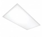 48W LED 2 x 4 Flat Panel Light Fixture, 3500K
