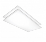 50W 2X4 LED Flat Panel, 5000K, Dimmable