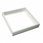 2X2 LED Flat Panel Frame Kit, White