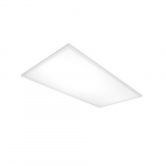 2x4 50W LED Flat Panel, Dimmable, 6250 lm, 3500K