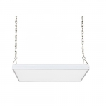 2 ft 110W LED Linear High Bay Fixture, Dimmable, 14300 lm, 4000K