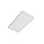 2 ft 165W LED Linear High Bay Fixture, Dimmable, 21450 lm, 5000K