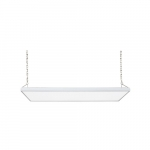 4 ft 225W LED Linear High Bay Fixture, Dimmable, 29250 lm, 4000K