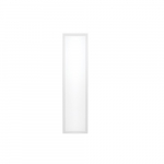 1-ft x 4-ft 40W LED EM Backlit Flat Panel, 4400 lm, Selectable CCT, White