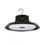 200W LED UFO High Bay, 0-10V Dimmable, 28000 lm, 120V-277V, 5000K