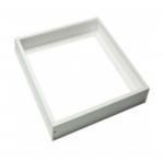 2X2 LED Flat Panel Fixture Frame Kit, White