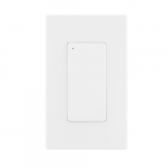 Smart On/Off Wall Switch, Starfish, 120V, White