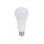 20W LED A21 Bulb, 125W Inc. Retrofit, E26, 2000 lm, 120V-277V, 2700K