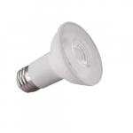 6W LED PAR20 Bulb, Dimmable, 65W Inc. Retrofit, E26 Base, 500 lm, 3000K