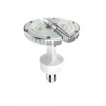 70W LED High Bay Retrofit Kit, 250W HID Retrofit, Dim, EX39, 10500 lm, 2700K
