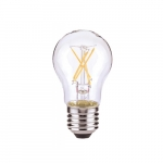 5W LED A15 Bulb, Dimmable, 40W Inc. Retrofit, 450 lm, 3000K, Frost