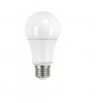 12W LED A19 Bulb, 3000K, 120V, Non-Dimmable, Frosted