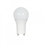 11W LED A19 Bulb w/ GU24 Base, 4000K, 120V, Dimmable, Frosted