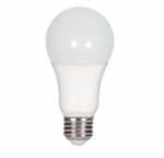 15W Omni-Directional LED A19 Bulb, Dimmable, 5000K