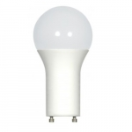 15W Omni-Directional LED A19 Bulb w/ GU24 Base, Dimmable, 2700K