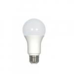 10W LED A19 OMNI Bulb, 2700K