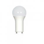 10W LED A19 OMNI Bulb w/ GU24 Base, 2700K