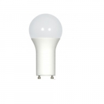 10W LED A19 OMNI Bulb w/ GU24 Base, 4000K