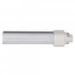 9W LED PL Bulb, 4-Pin Horizontal Ballasts, 3000K, 850 Lumens
