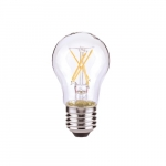 5W LED A15 Bulb, Dimmable, 40W Inc. Retrofit, 450 lm, 2700K, Clear