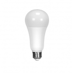 18W LED A21 Bulb, Dimmable, E26, 1600 lm, 120V, 5000K
