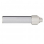9W 2-Pin LED PL Tube, 950 Lumens, 3000K