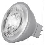8W LED MR16 Bulb, Dimmable, GU5.3 Base, 90 CRI, 3500K