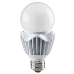 20W Hi-Pro LED A21 Bulb, Dimmable, Industrial/Commercial, 5000K