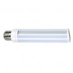 8W LED PL Bulb, 2-Pin E26 Base, 2700K, 675 Lumens