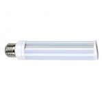 8W LED PL Bulb, 2-Pin E26 Base, 4000K, 720 Lumens