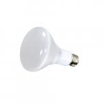 10W LED BR30 Bulb, 65W Inc. Retrofit, Dim, E26, 700 lm, 2700K