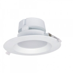 """9W 5/6"""" LED Retrofit Downlight, Direct Wire, Dimmable, 2700K"""