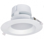 "9W 5/6"" LED Retrofit Downlight, Direct Wire, Dimmable, 4000K"