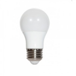 5.5W Omni-Directional LED A15 Bulb w/ E17 Base, Dimmable, 2700K