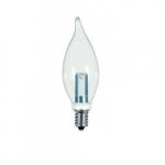 1W LED BA8 Candelabra Base Bulb