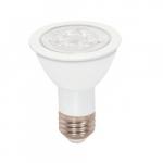 7W LED PAR20 Bulb, Amber