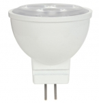 3W LED MR11 Lamps, GU4 base, 4000K