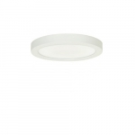 "Blink 18.5W 9"" Round LED Flush Mount, 2700K, 1150 Lumens, White"