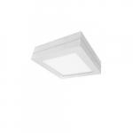 """Blink 7"""" Square LED Flush Mount Battery Backup Module Housing"""