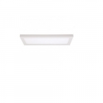 Blink 16W Rectangle LED Flush Mount, 3000K, 950 Lumens