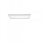 Blink 16W Rectangle LED Flush Mount, 3000K, 950 Lumens